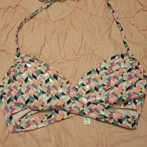 PINK Bikini Top